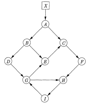 A network of objects