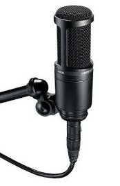 Audio Technica AT202 USB Cardioid condensrr microphone