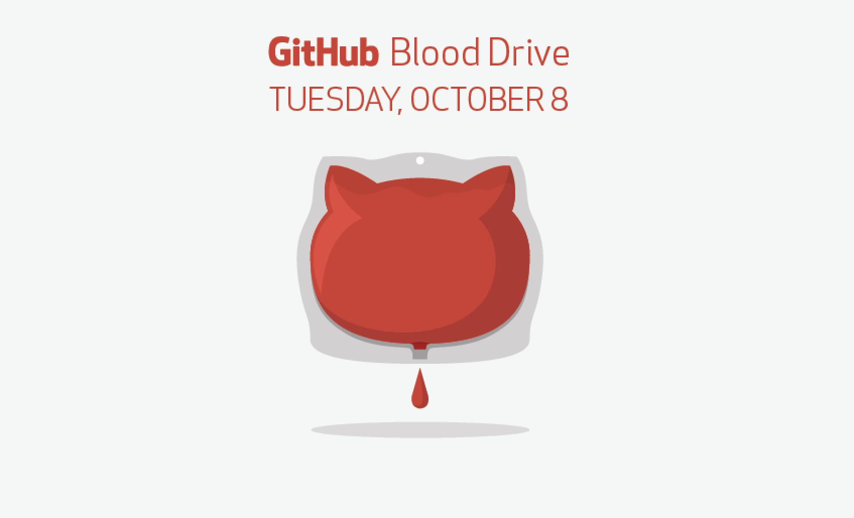github blood drive